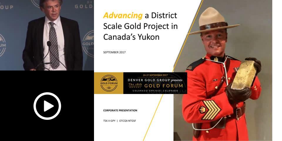 Tripicon - Golden Predator 2017 Denver Gold Forum