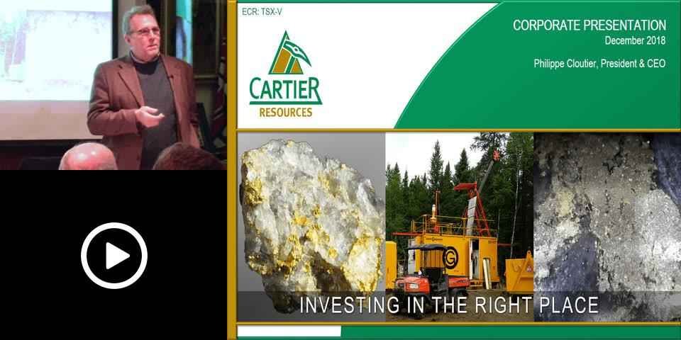 Tripicon - Cartier Resources Investor Presentation