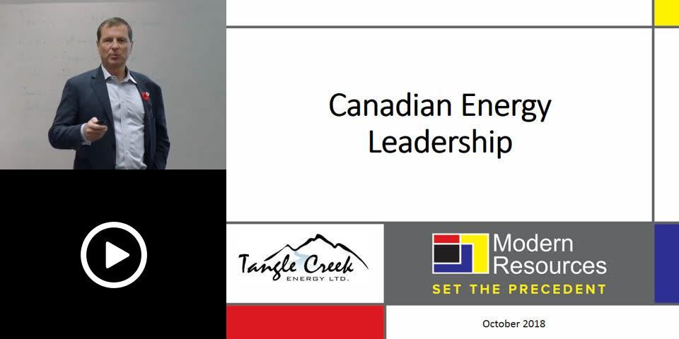 Tripicon - Canadian Energy Leadership