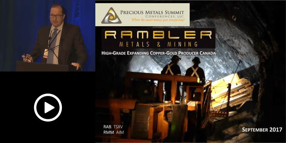 Tripicon - Rambler Precious Metals Summit