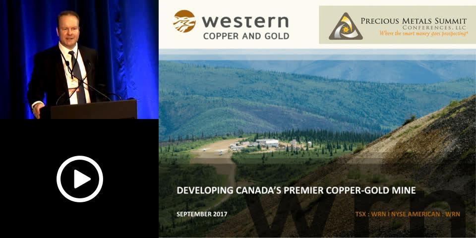 Tripicon - Western Copper and Gold Precious Metals Summit
