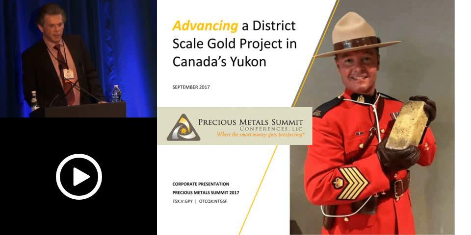 Tripicon - Golden Predator - Precious Metals Summit