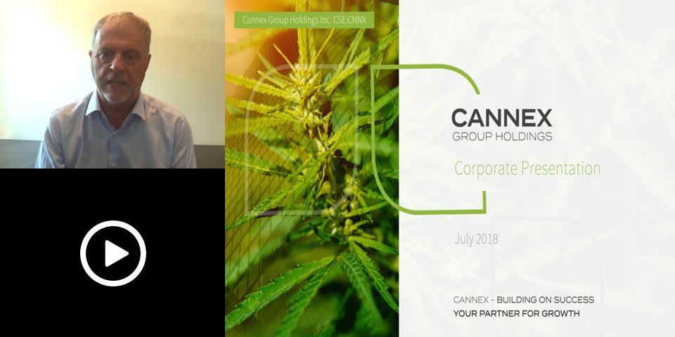 Tripicon - Cannex Investor Roadshow Presentation