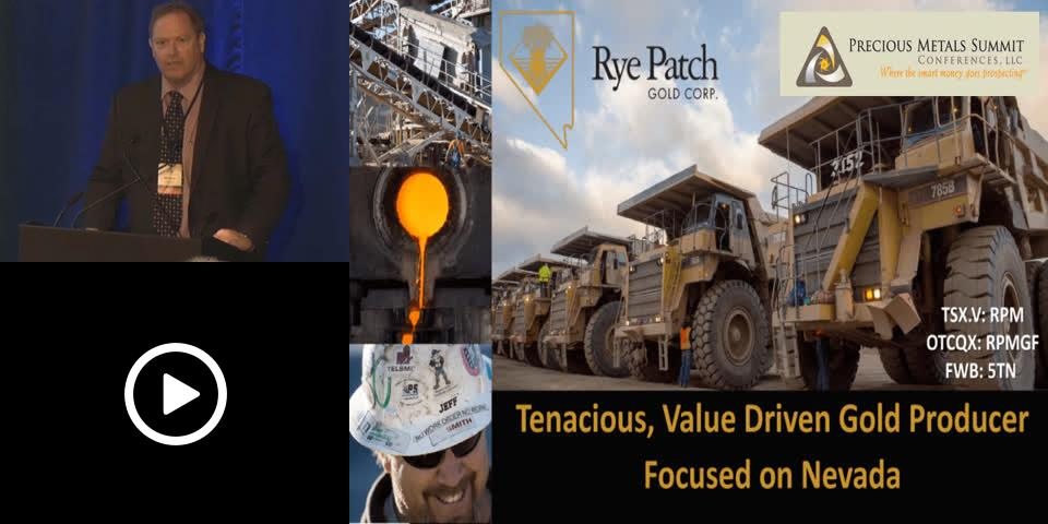 Tripicon - Rye Patch Gold - Precious Metals Summit