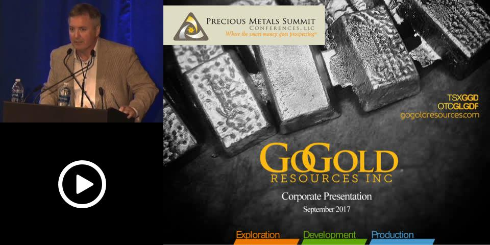 Tripicon - GoGold Resources Precious Metals Summit